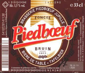 Afbeeldingsresultaten voor piedboeuf excellence bier